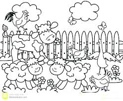 farm animals coloring pages for kids printable free printable farm animal colouring pages children coloring farm