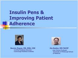 Insulin Pens & Improving Patient Adherence - PDF Free Download