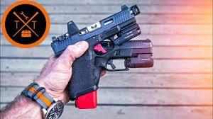 Best Tactical Pistol Light Best Pistol Light For The Money Olight Pl Mini Vs Inforce Aplc