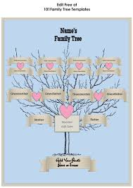 Printable Family Tree Maker Download Them Or Print