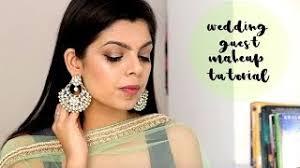 new indian wedding guest makeup tutorial