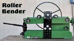 picture of homemade roller bender