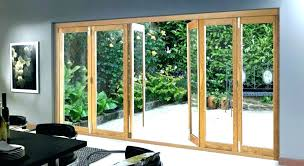 folding glass door cost to install french doors exterior sliding installation bi fold gl