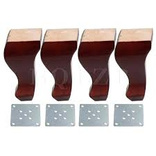 wooden sofa legs height red brown rubber wood cupboards tables chair feet lifter furniture for
