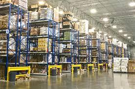 pallet rack storage systems