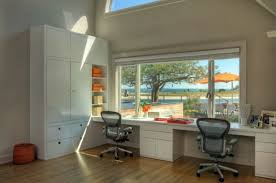 home office work office design. Home Office Design For Two Persons - Share You Get Your Work Space While Keeping