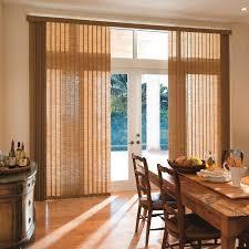 fabric vertical blinds vertical fabric blinds for sliding glass doors rustic modern dining set