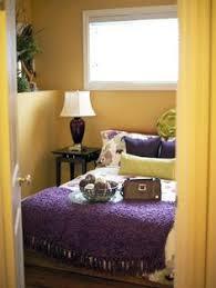 Yellow And Purple Bedroom By Doreyu0027s Designs