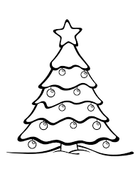 Small Picture Gorgeous Christmas Tree on Winter Season Coloring Page Coloring