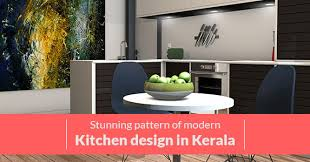 Small Picture Stunning Modern Kitchen Design Patterns in Kerala HiLife
