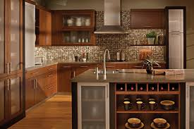 American Tile And Stone LLC Kitchen Enchanting Kitchen Cabinet Backsplash