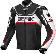 berik supermatic motorcycle leather jacket black white red jackets berik sport pants berik motorbike clothing entire collection