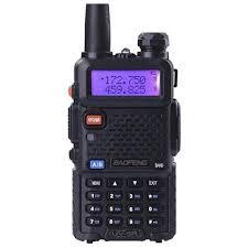 Купить <b>Рация Baofeng UV-5R 8W</b> (2 режима мощности) черный в ...
