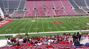 Rice Eccles Stadium Detailed Seating Chart Rice Eccles Stadium Section E37 Home Of Utah Utes