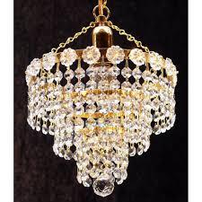 fantastic lighting 4 tier chandelier kp 10 1 crystal strands ceiling light