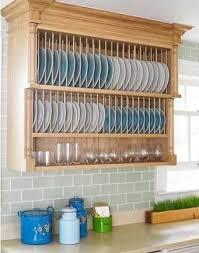 16 plate rack ideas plate racks