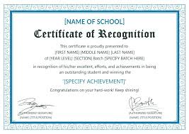 Sample Certificate Linggo Ng Wika Best Of The Fisher Valley College
