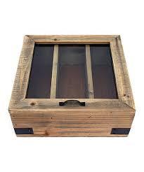 love this vintage wood box