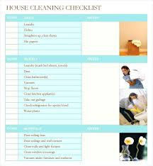 monthly house cleaning schedule template house cleaning schedule template cheap sample house cleaning