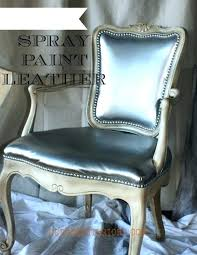 how to paint a leather couch leather spray paint for furniture how to spray paint old