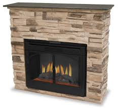 45 inch gaston indoor electric fireplace