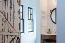 Bathroom Interior Door Unused Sunroom Becomes High End Master Bathroom Lemon Grass