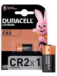 Литиевые <b>батарейки CR2</b> Ultra 1 шт <b>DURACELL</b> 4246569 в ...