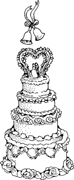 wedding cake clipart black and white. Unique Cake Black And White Download Free Graphics For Weddings Old Fashioned For Wedding Cake Clipart Black And White N