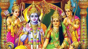 ભગવાન શ્રી રામ અને માતા સીતાનુ વિવાહિત જીવન લોકો માટે આદર્શ છે!