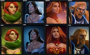 heroines in dota 2 most dangerous