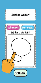 Pantomime is a cool skill to learn! Montagsmaler Englisch Spiel