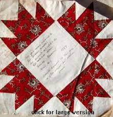 Friendship Quilts Memories: Signature Quilt History & verse on a friendship quilt Adamdwight.com