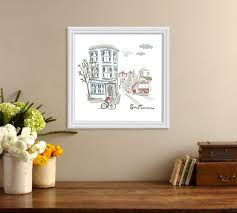 Full assortment of exclusive products found only at our official site. San Francisco Framed Print Pottery Barn
