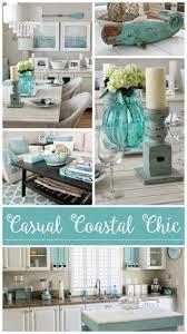 beach house decor coastal. beach chic coastal cottage home tour with breezy design house decor