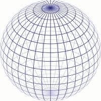 Сфера Кълбо Реферат от Други Обединението от точките върху сферата и тези във вътрешността ѝ се нарича кълбо