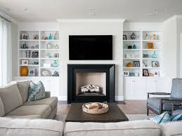full size of living room awesome staircase in fireplace side home decor white cabinets accessories