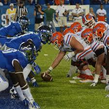 Kentucky Wildcats Football Vs Florida Gators Primer Depth