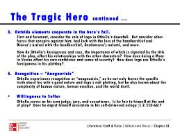 essay on othello as a tragic hero to what extent is othello considered a tragic hero a level english