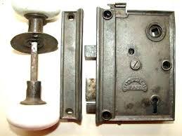 Door Handles Astonishing Antique Looking Knobs Brass Intended For