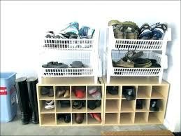 attractive storage solutions for shoes best shoe cupboard ideas