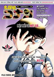 Conan - Tập 93 - Chap 988 | Truyện tranh - Góc thư giãn