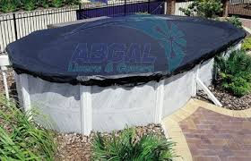 above ground pool covers. [Top] Leafstop Cover Above Ground Pool Covers I