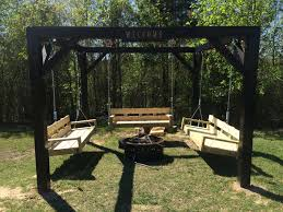 5 Swing Fire Pit Ana White Fire Pit Swings Diy Projects