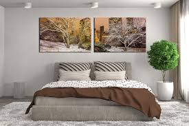 2 Piece Canvas Photography Scenery Canvas Wall Art Beautiful