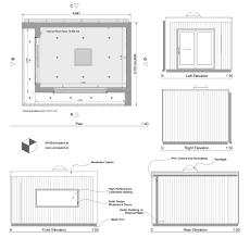 Small Picture Modern Garden Office Design Idea Cubeco 20120707PT ECOS Ireland
