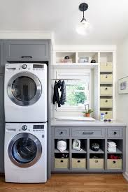 laundry office. Laundry Room Organization Transitional With Open Cabinets Shelves Office O