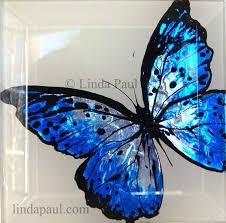 blue erfly art tile cobalt blue and white 4x4 erfly glass tile