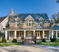Front Porch Column Ideas Exterior Traditional with Columns Covered Patio  French
