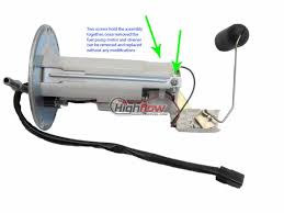 quantum t35 intank fuel pump with strainers for yamaha v star 950  at Yamaha Road Star 1700 Fuel Pump Wiring Diagram