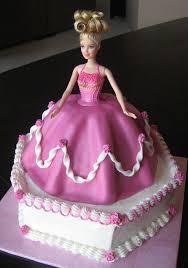 46689668 Birthday Cakes Barbie Pink Princess Cake Sandy You